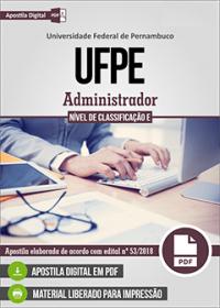 Administrador - UFPE
