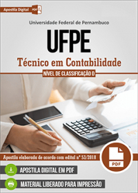 Técnico em Contabilidade - UFPE