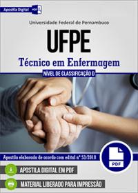 Técnico em Enfermagem - UFPE