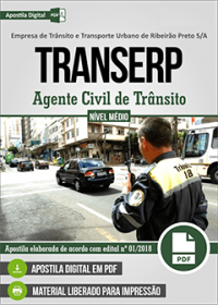 Agente Civil de Trânsito - TRANSERP
