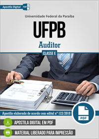Auditor - UFPB