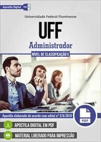 Administrador - UFF