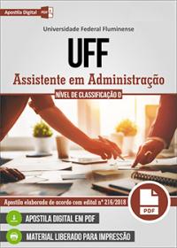 Assistente em Administração - UFF