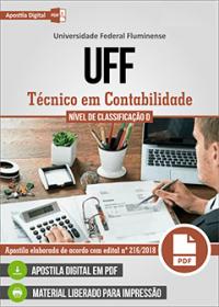 Técnico em Contabilidade - UFF