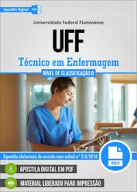 Técnico em Enfermagem - UFF