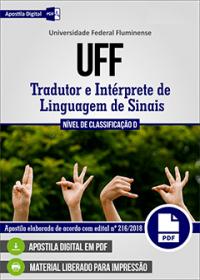 Tradutor e Intérprete de Linguagem de Sinais - UFF