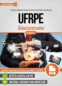 Administrador - UFRPE