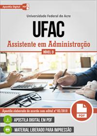 Assistente em Administração - UFAC