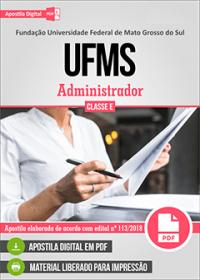 Administrador - UFMS