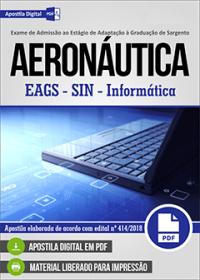 EAGS - SIN - Informática - Aeronáutica