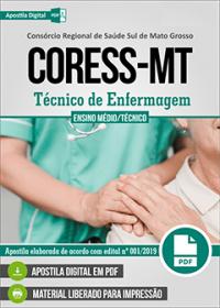 Técnico de Enfermagem - CORESS-MT