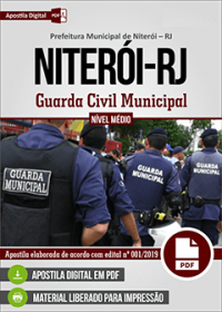 Guarda Civil Municipal - Prefeitura de Niterói - RJ