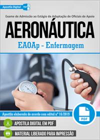 EAOAp - Enfermagem - Aeronáutica