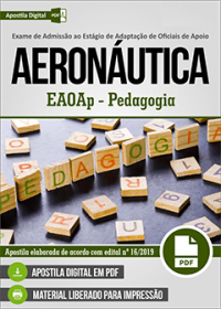 EAOAp - Pedagogia - Aeronáutica
