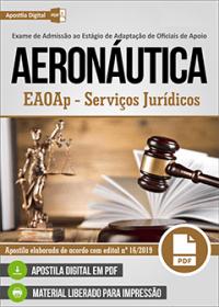 EAOAp - Serviços Jurídicos - Aeronáutica