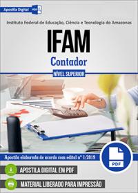 Contador - IFAM