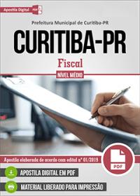 Fiscal - Prefeitura de Curitiba - PR