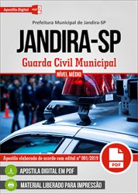 Guarda Civil Municipal - Prefeitura de Jandira - SP