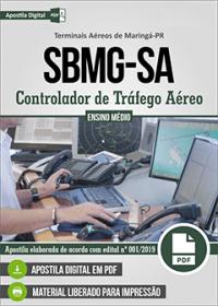 Controlador de Tráfego Aéreo - SBMG-SA - Terminais Aéreos de Maringá - PR