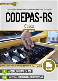 Caixa - CODEPAS-RS