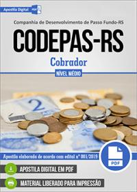 Cobrador - CODEPAS-RS