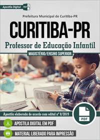 Professor de Educação Infantil - Prefeitura de Curitiba - PR