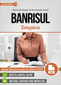 Estagiário - BANRISUL