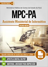 Assistente Ministerial de Informática - MPC-PA