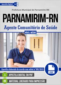 Agente Comunitário de Saúde - Prefeitura de Parnamirim - RN