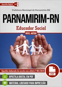 Educador Social - Prefeitura de Parnamirim - RN