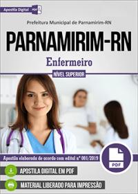 Enfermeiro - Prefeitura de Parnamirim - RN