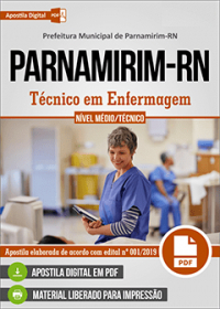 Técnico em Enfermagem - Prefeitura de Parnamirim - RN