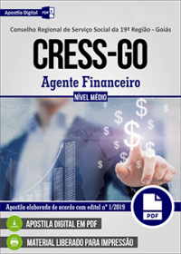 Agente Financeiro - CRESS-GO