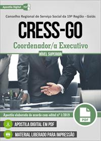 Coordenador Executivo - CRESS-GO