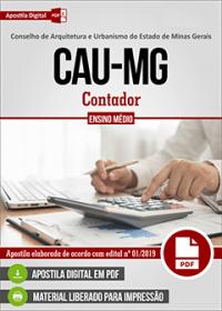 Contador - CAU-MG