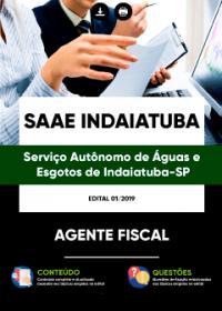 Agente Fiscal - SAAE Indaiatuba