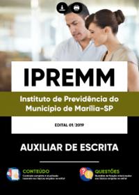 Auxiliar de Escrita - IPREMM
