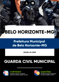 Guarda Civil Municipal - Prefeitura de Belo Horizonte - MG