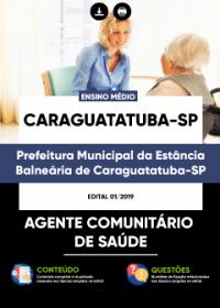Agente Comunitário de Saúde - Prefeitura de Caraguatatuba - SP