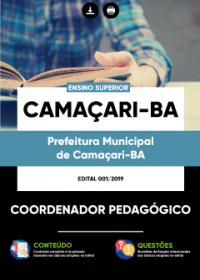 Coordenador Pedagógico - Prefeitura de Camaçari - BA