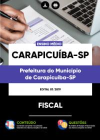 Fiscal - Prefeitura de Carapicuíba - SP