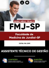 Assistente Técnico de Gestão - FMJ-SP