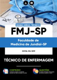 Técnico de Enfermagem - FMJ-SP