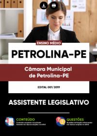 Assistente Legislativo - Câmara de Petrolina - PE