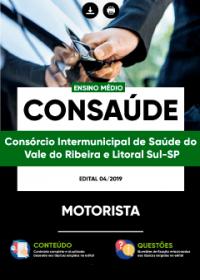Motorista - CONSAÚDE