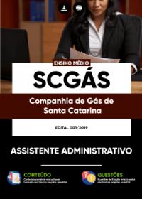 Assistente Administrativo - SCGÁS