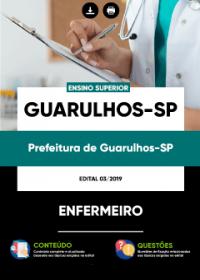 Enfermeiro - Prefeitura de Guarulhos - SP