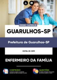 Enfermeiro da Família - Prefeitura de Guarulhos - SP