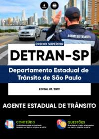 Agente Estadual de Trânsito - DETRAN-SP