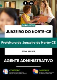 Agente Administrativo - Prefeitura de Juazeiro do Norte - CE